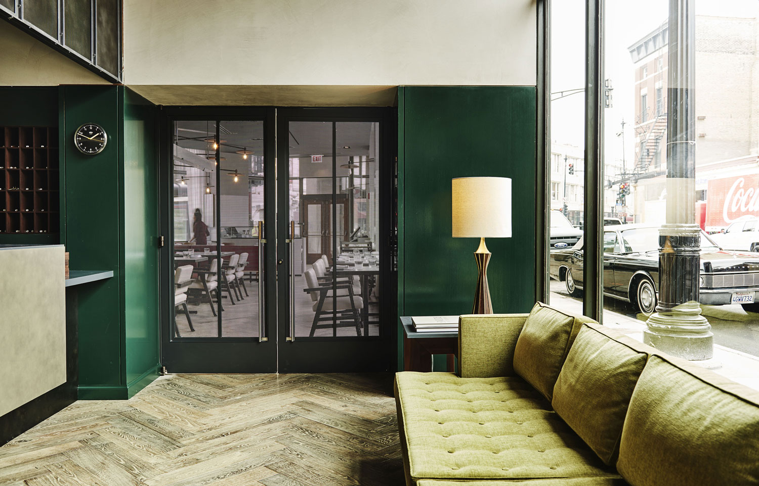 Grupo habita launches two sister hotels in chicago for Design hotels chicago