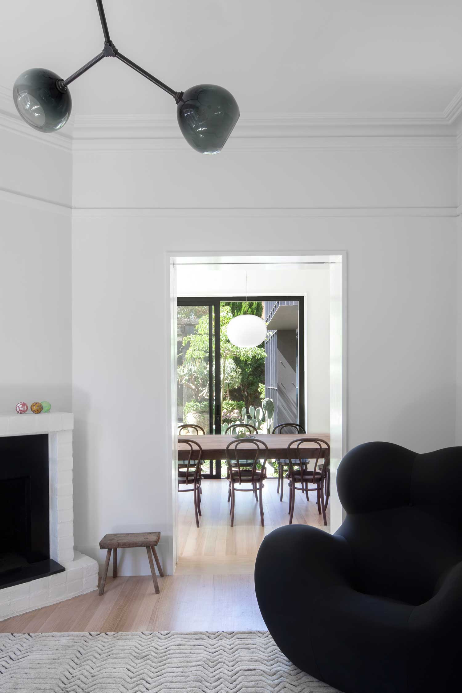 Baffle House by Clare Cousins Architects | Yellowtrace