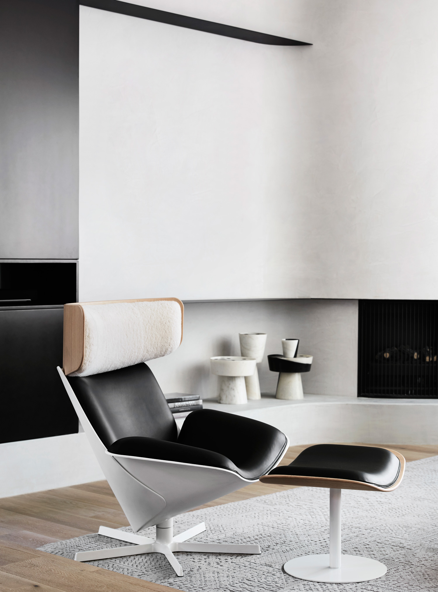Elsternwick residence Transformation by Mim Design | Yellowtrace