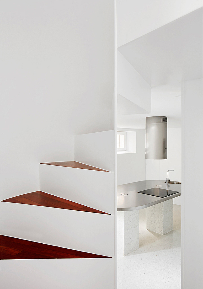 House in Gracia, Barcelona by Arquitectura-G | Yellowtrace