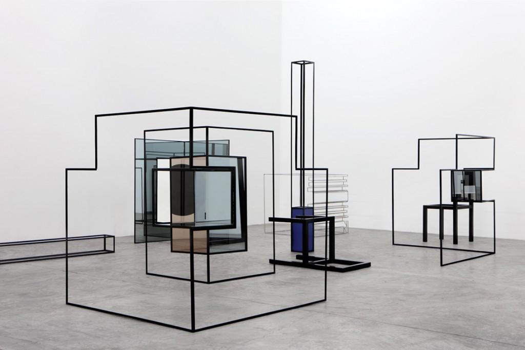 Mexican Artist José León Cerrillo Deconstructs the Principles of Modernist Design, Architecture & Art | Yellowtrace