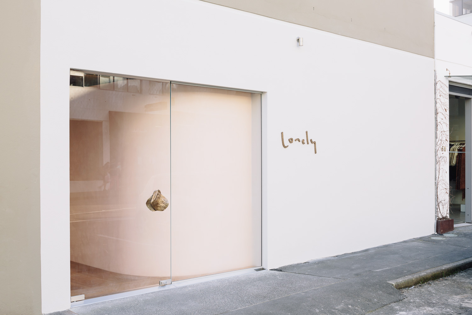 Lonely Boutique in Newmarket, Auckland by Rufus Knight | Yellowtrace