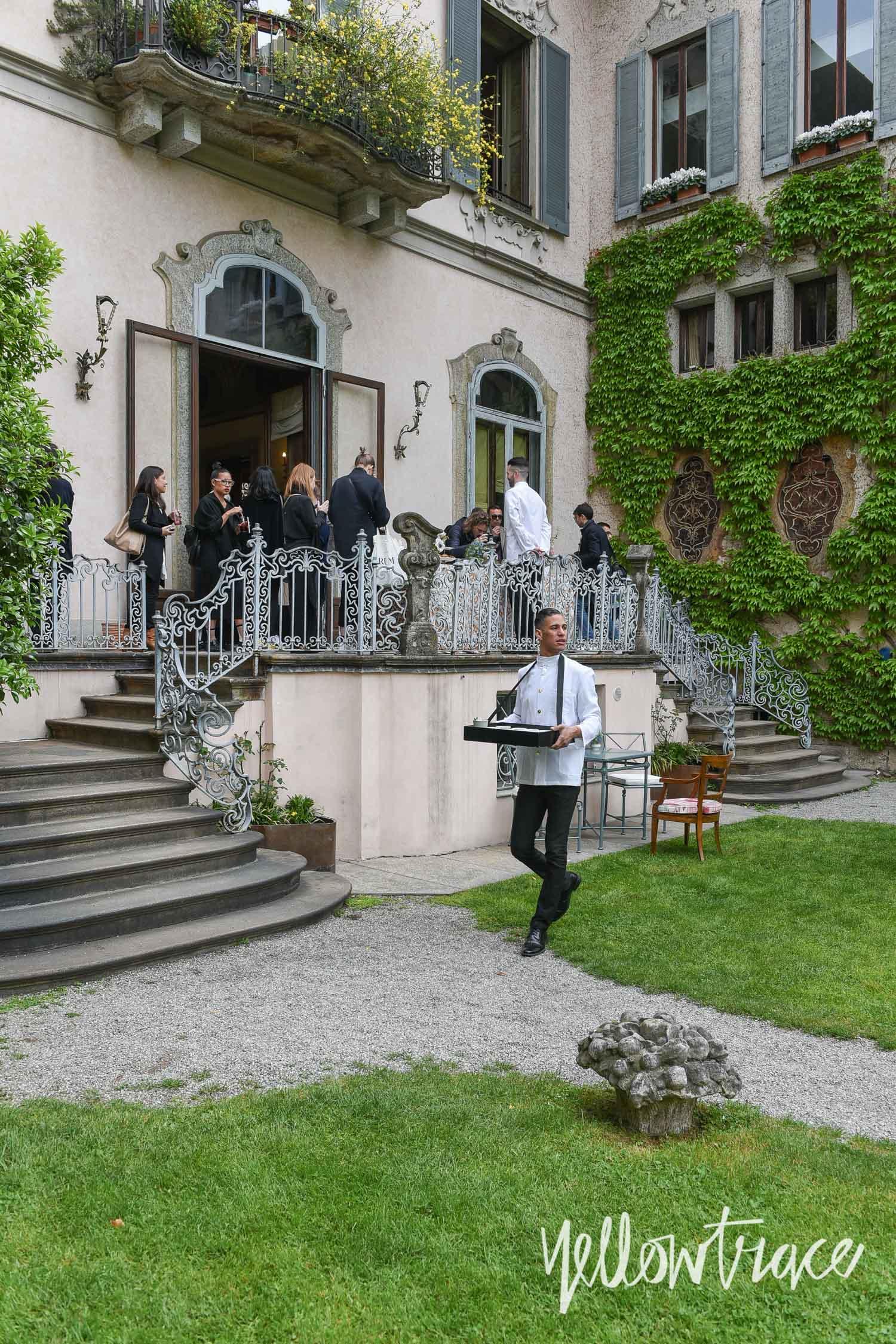 Milan Design Week 2017 Highlights, Airbnb 'Passeggiata' at Casa degli Atellani, Photo © Nick Hughes | #Milantrace2017