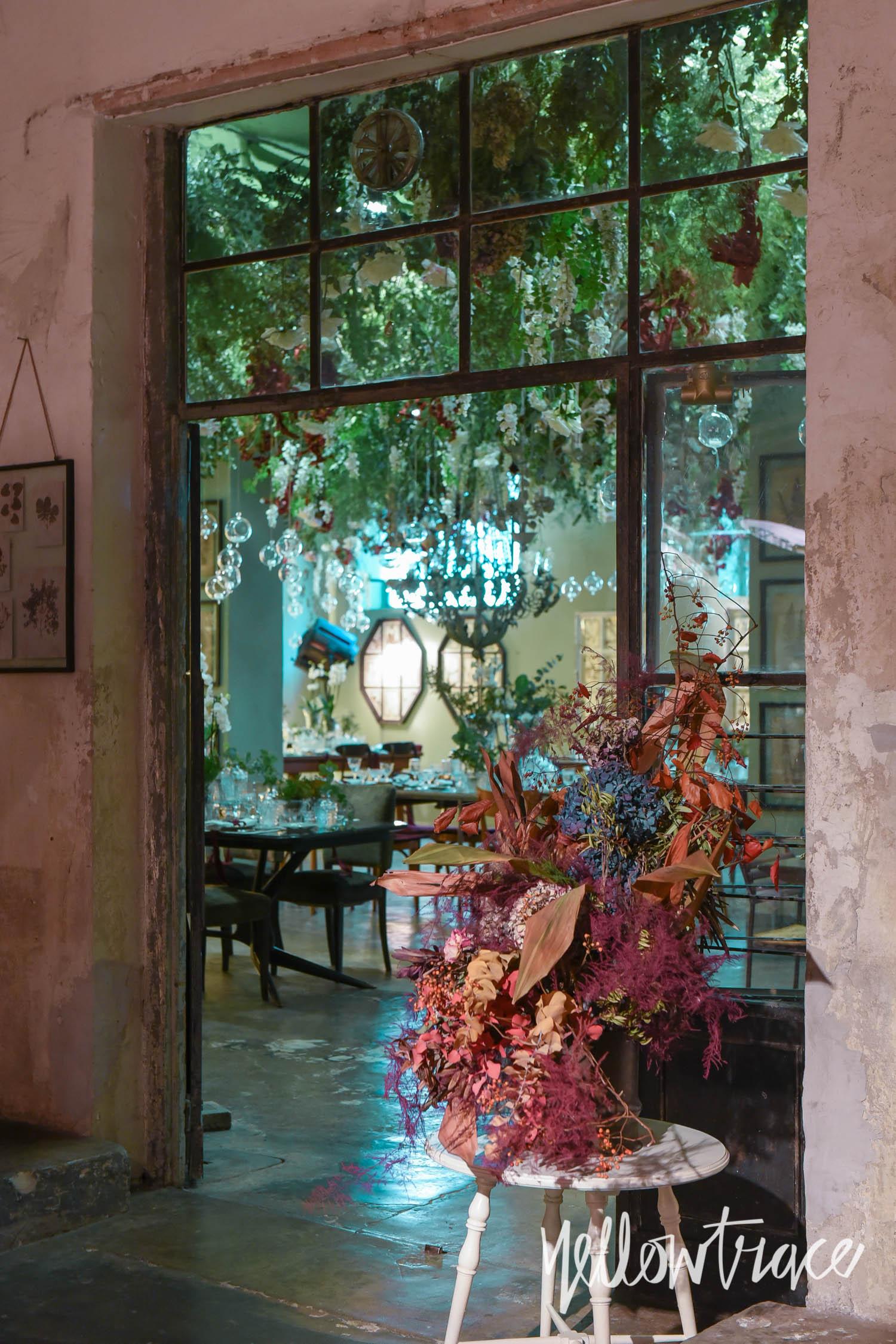 Milan Design Week 2017 Highlights, Pop-up restaurant at Nonostante Marras, Photo © Nick Hughes   #Milantrace2017