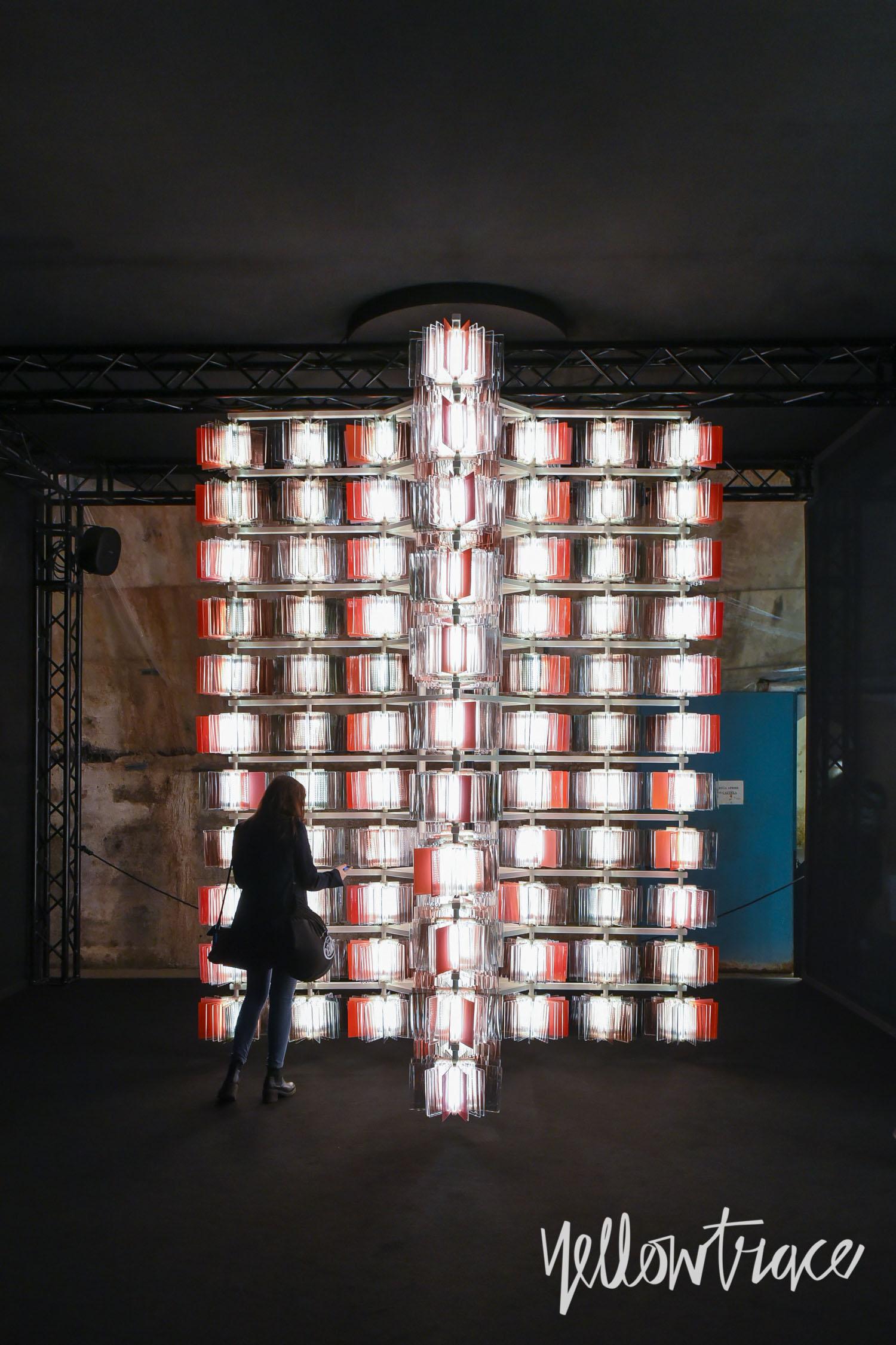 Milan Design Week 2017 Highlights, Salviati's Decode/ Recode at Ventura Centrale, Photo © Nick Hughes | #Milantrace2017