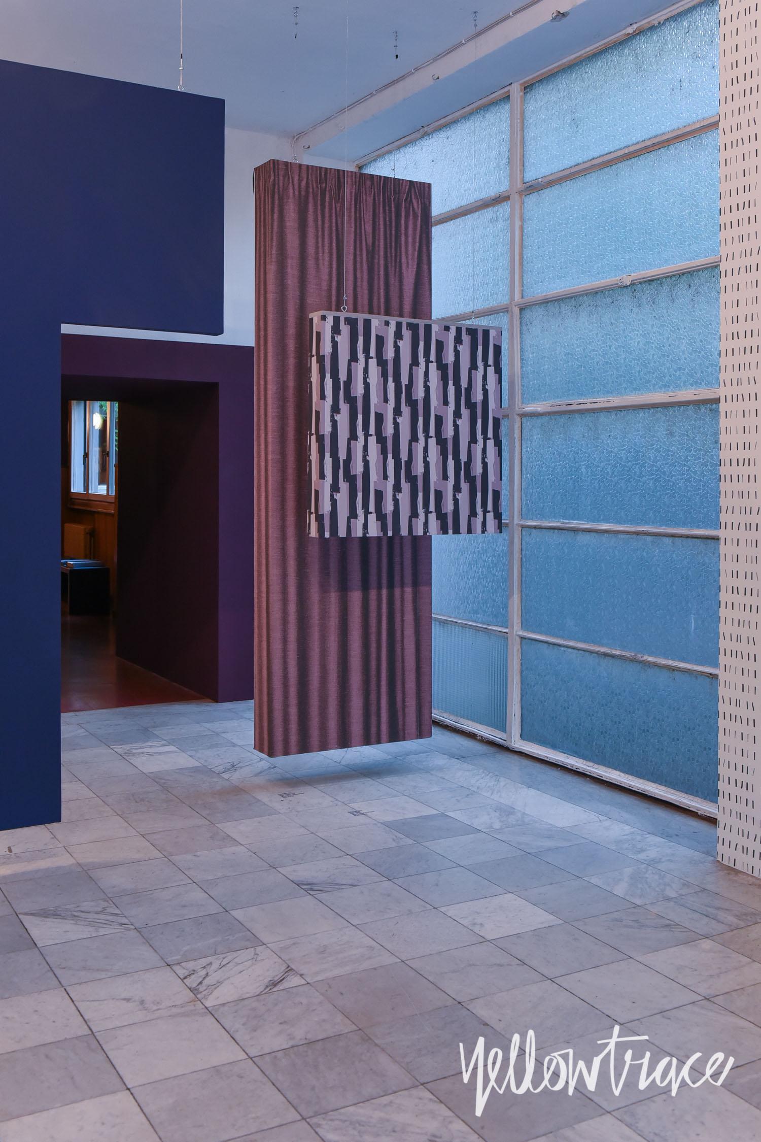 Milan Design Week 2017 Highlights, KARPETA Rugs + Texturae Wallpapers Installation , Photo © Nick Hughes | #Milantrace2017