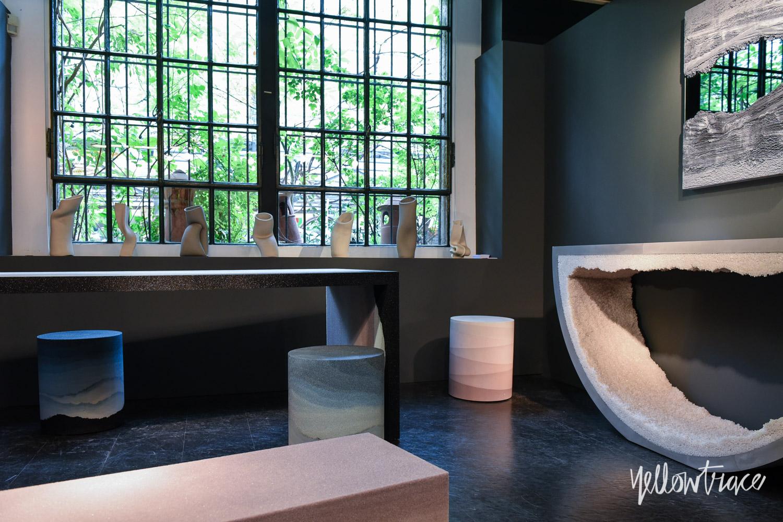Milan Design Week 2017 Highlights, Escape Series by Fernando Mastrangelo at Spazio Rossana Orlandi, Photo © Nick Hughes | #Milantrace2017