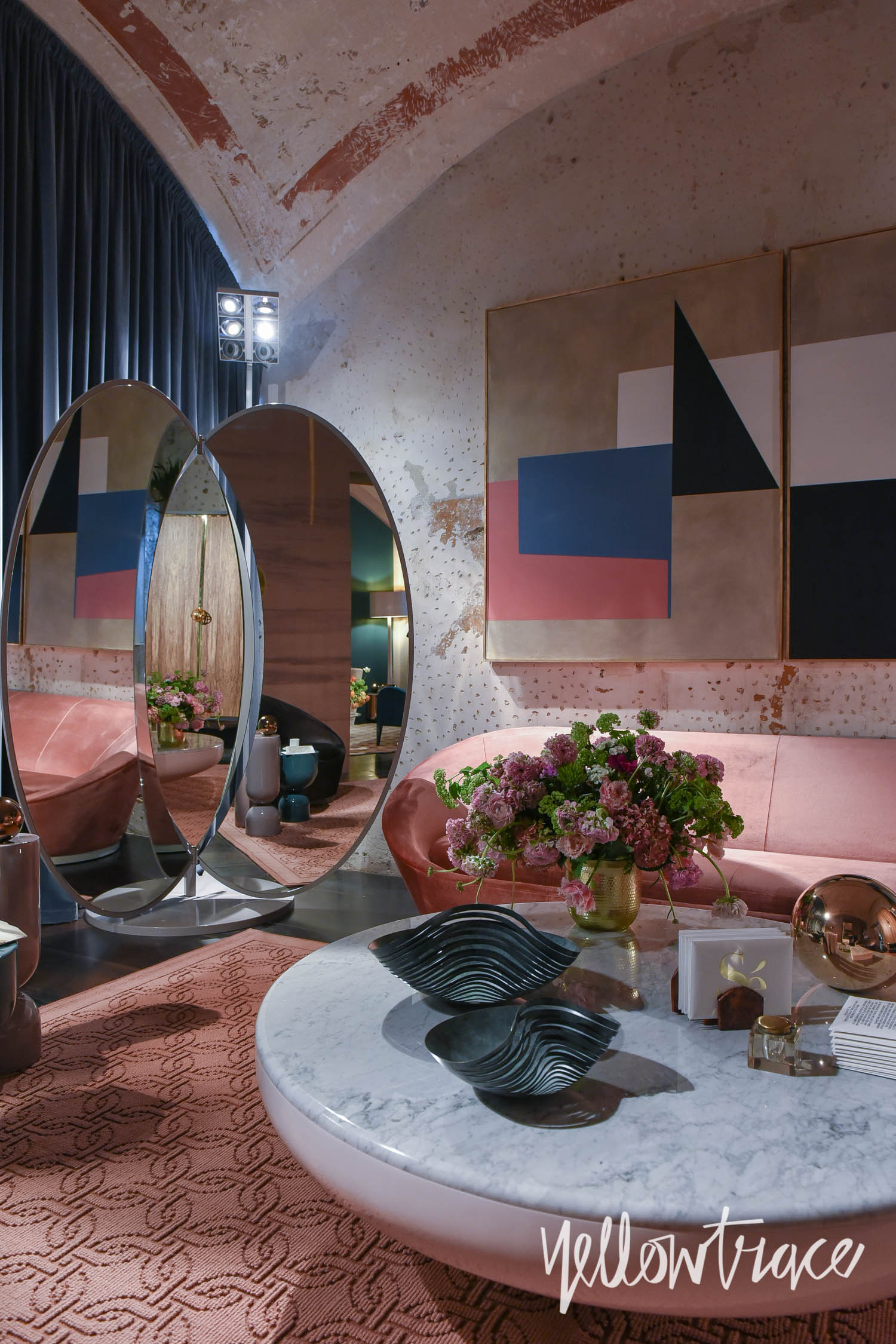 Milan Design Week 2017 Highlights, Sé Collection Apartment at Spazio Rossana Orlandi, Photo © Nick Hughes | #Milantrace2017