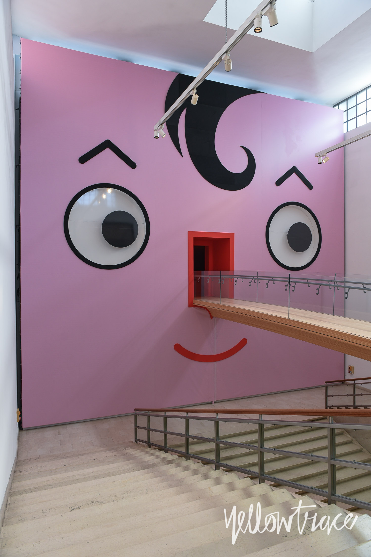 Milan Design Week 2017 Highlights, Giant Pinocchio at Triennale Design Museum for Giro Giro Tondo - Design for Children Exhibition, Photo © Nick Hughes | #Milantrace2017