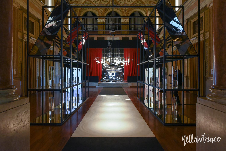 Milan Design Week 2017 Highlights, Wonderglass at Istituto dei Ciechi, Photo © Nick Hughes | #Milantrace2017
