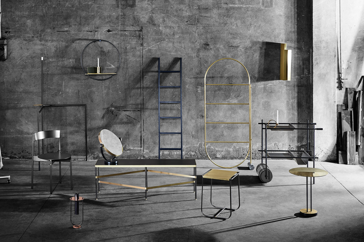 Mingardo 39 s the iconic handicraft collection launched for Design week 2017
