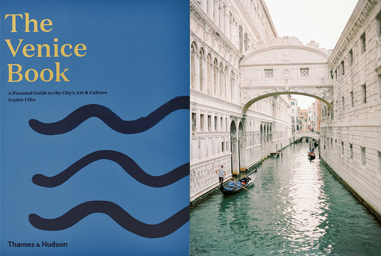 The Venice Book by Sophie Ullin + BOOK GIVEAWAY! | Yellowtrace