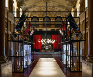 WonderGlass New Lighting Collections at Istituto dei Ciechi in Milan | Yellowtrace