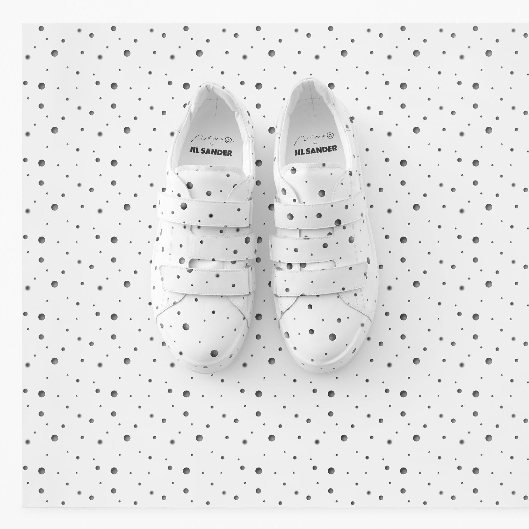 Nendo Invisible Outlines at Jil Sander Milan, Photo © Takumi Ota | #Milantrace2017