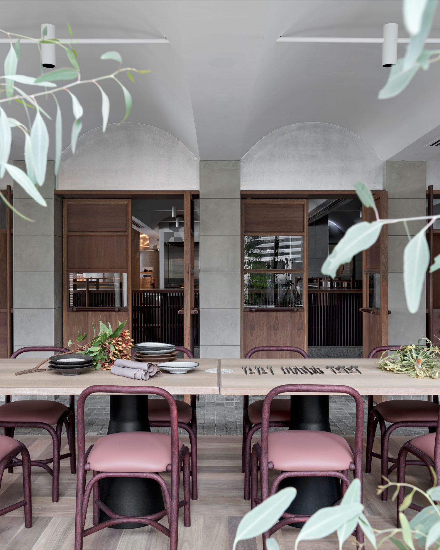 12 Micron Restaurant in Sydney's Barangaroo by SJB Interiors | Yellowtrace