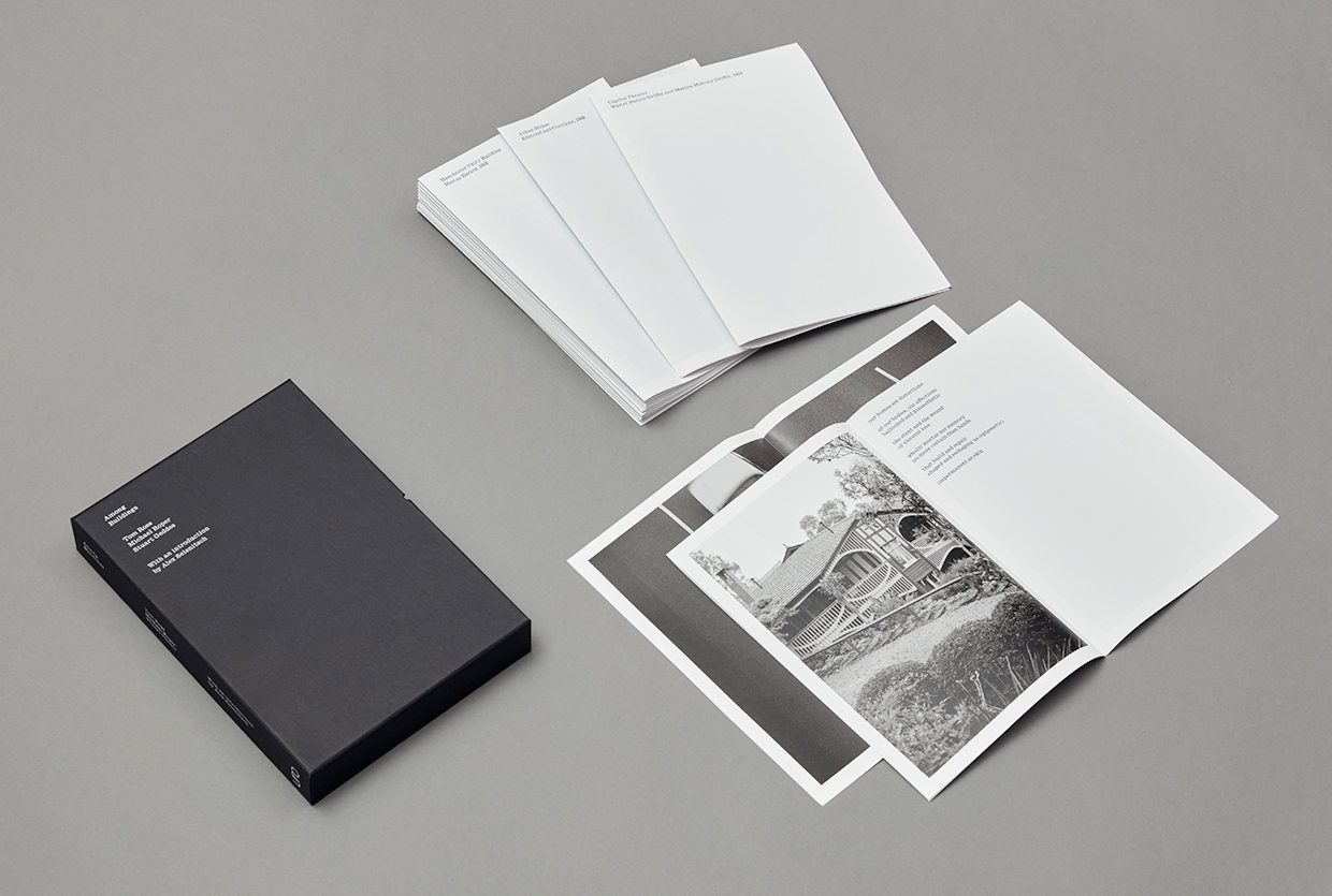 'Among Buildings' by Tom Ross, Michael Roper & Stuart Geddes + Book Giveaway | Yellowtrace