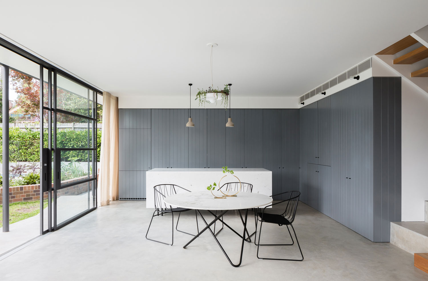 Au Yeung House in Sydney by Tribe Studio | Yellowtrace