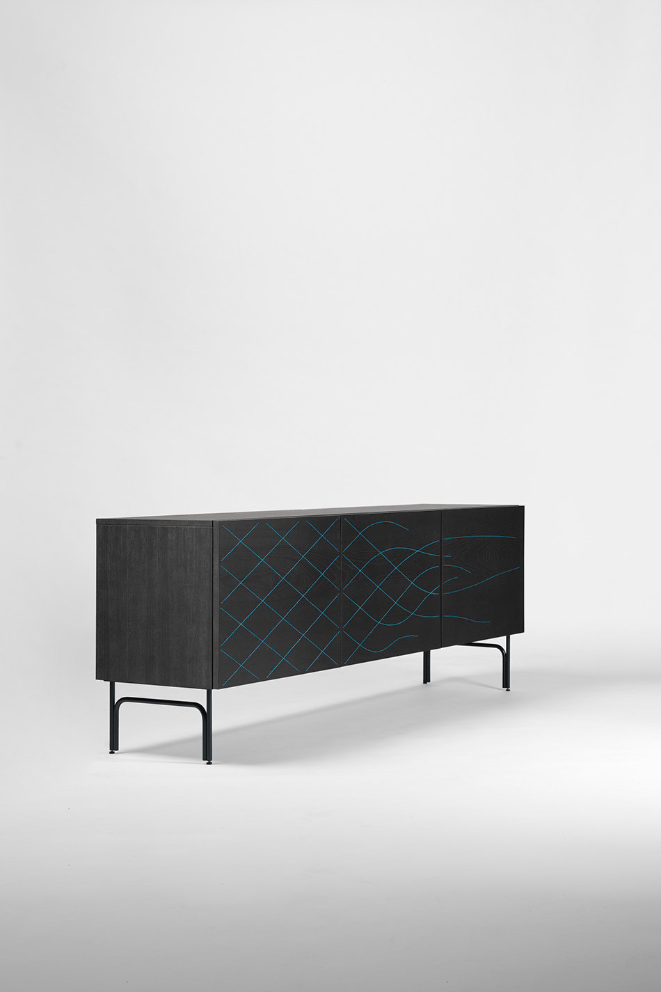 Couture cabinet by Färg & Blanche for BD Barcelona at Salone del Mobile 2017 | Yellowtrace