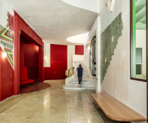 Charming Unfinished Character of Salsa Beckett in Barcelona Refurbished by Flores & Prats | Yellowtrace