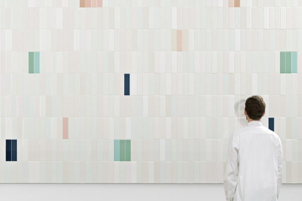 Cromatica Ceramic Tile Collection by Formafantasma for CEDIT – Ceramiche d'Italia | Yellowtrace