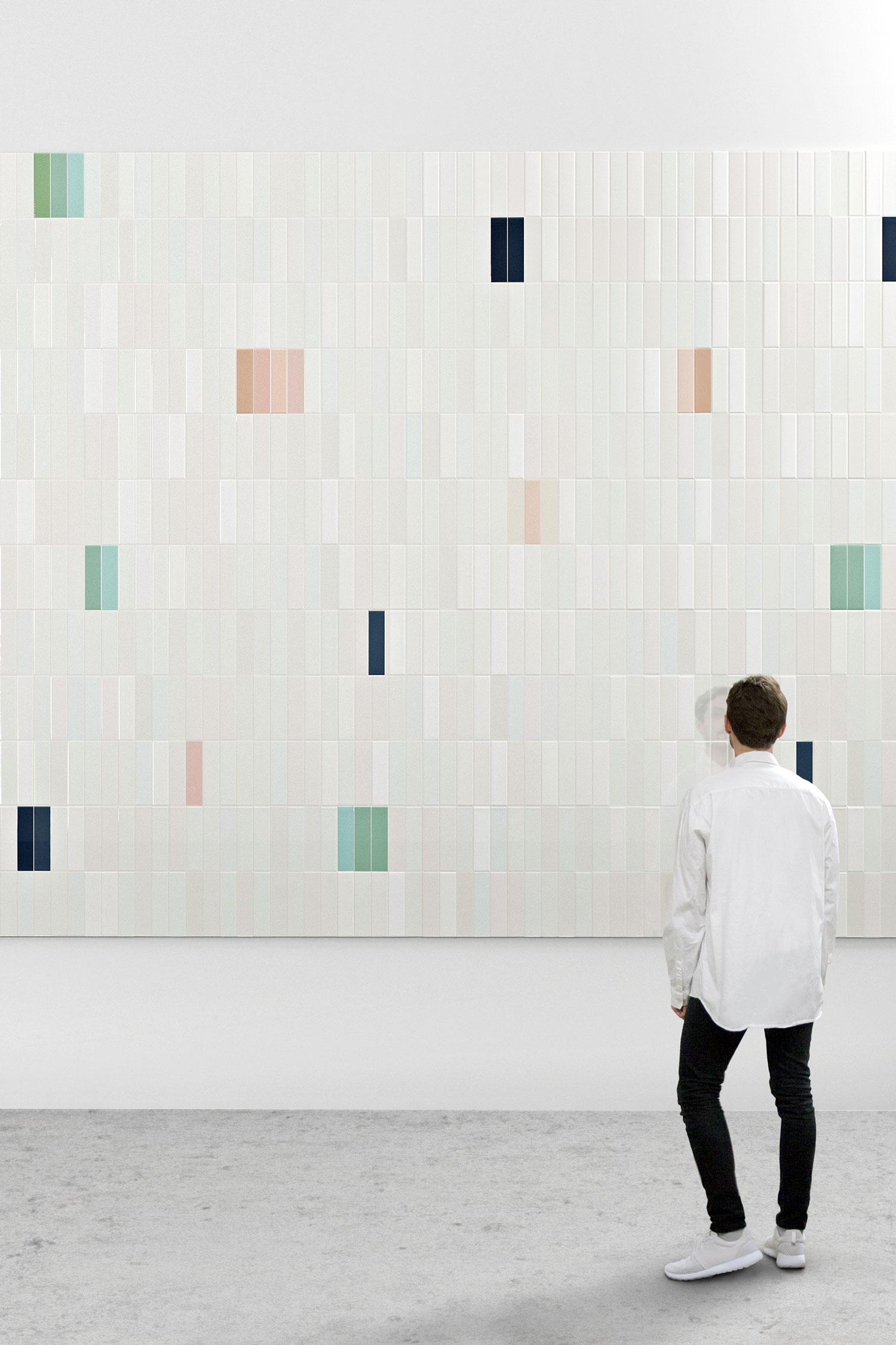 Cromatica ceramic tile collection by formafantasma yellowtrace the engineering of ceramics for architecture has allowed the production of larger and larger sizes and brighter and brighter colours at the same time dailygadgetfo Choice Image