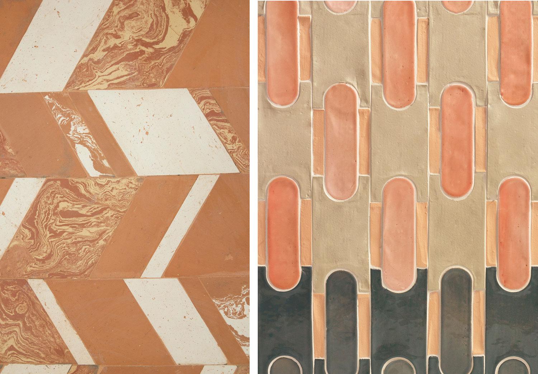 fornace brioni's tile collectioncristina celestino   yellowtrace
