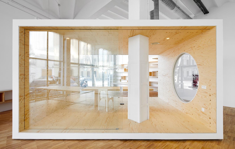 Goroka Office in Barcelona by Isern Serra | Yellowtrace
