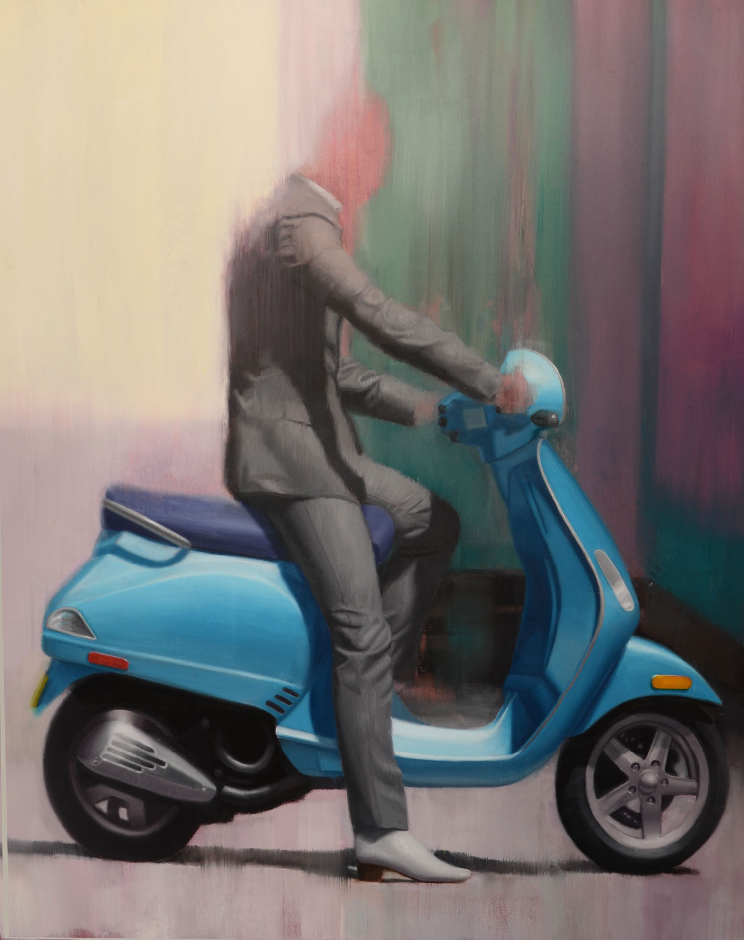 Interview: Sydney Artist Ben Smith | Yellowtrace
