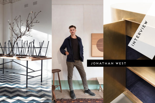 Jonathan West Interview | Yellowtrace