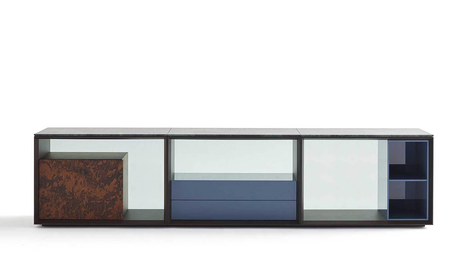 Matrioska by Piero Lissoni for Knoll at Salone del Mobile 2017 | Yellowtrace