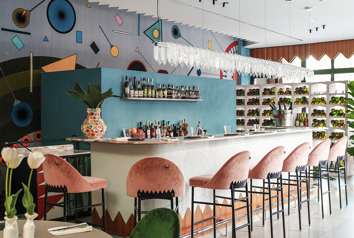 Kaléo Fine Dining Restaurant in Downtown Beirut by david/nicolas | Yellowtrace
