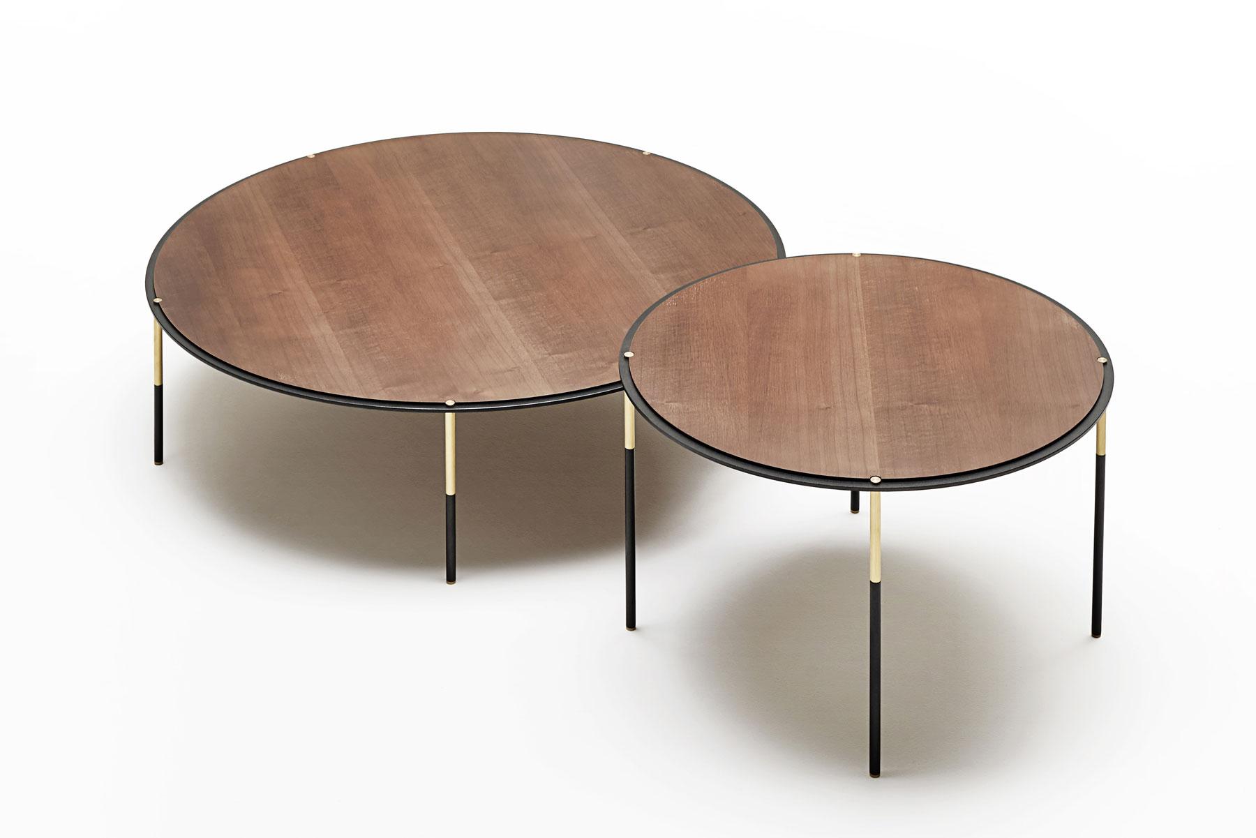 Era Table by Living Divani at Salone del Mobile 2017 | Yellowtrace