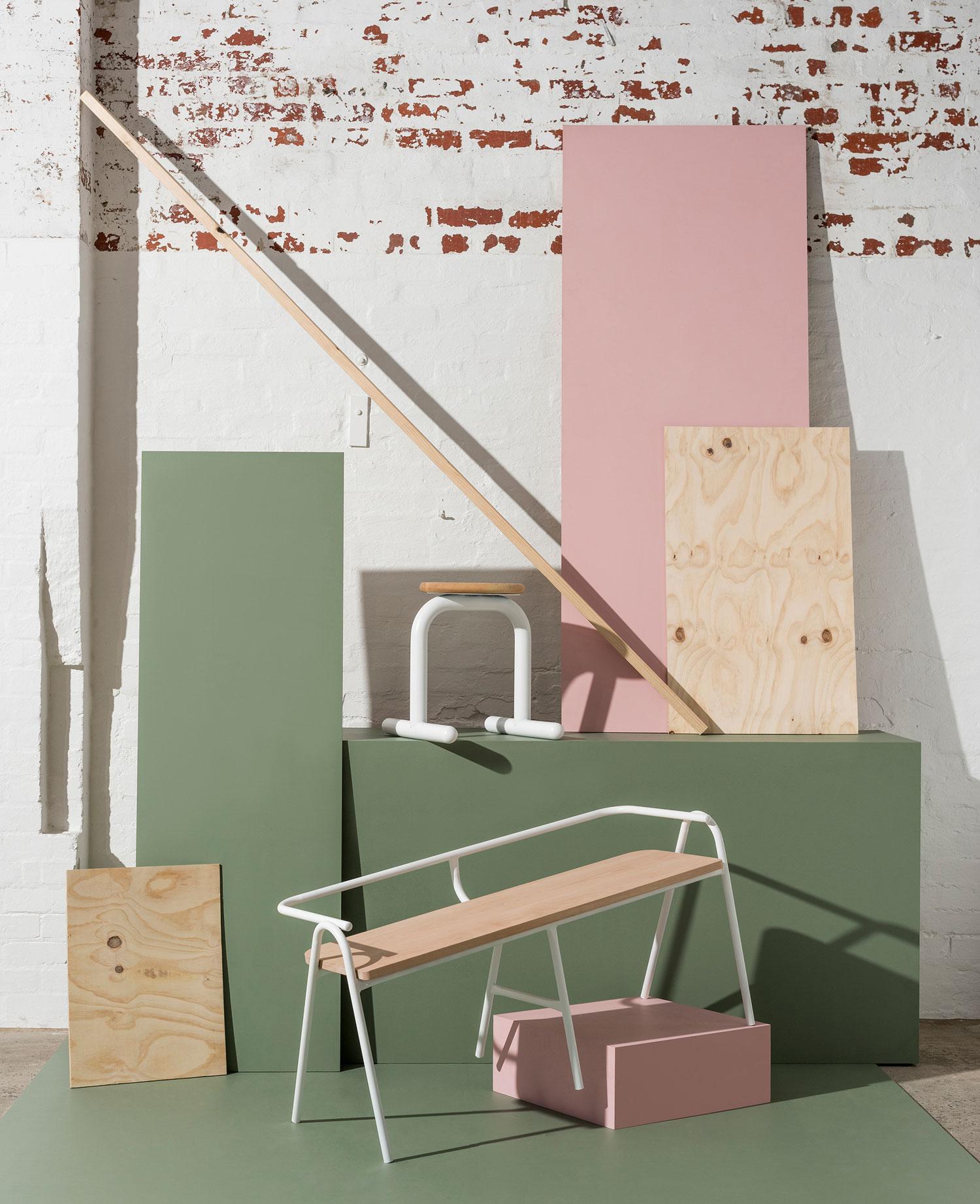 australian designers at milan design week 2017 milantrace 2017. Black Bedroom Furniture Sets. Home Design Ideas