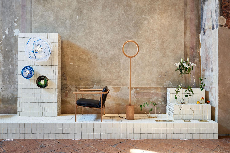 Local Design Installation, Australian Designers Milan | Yellowtrace