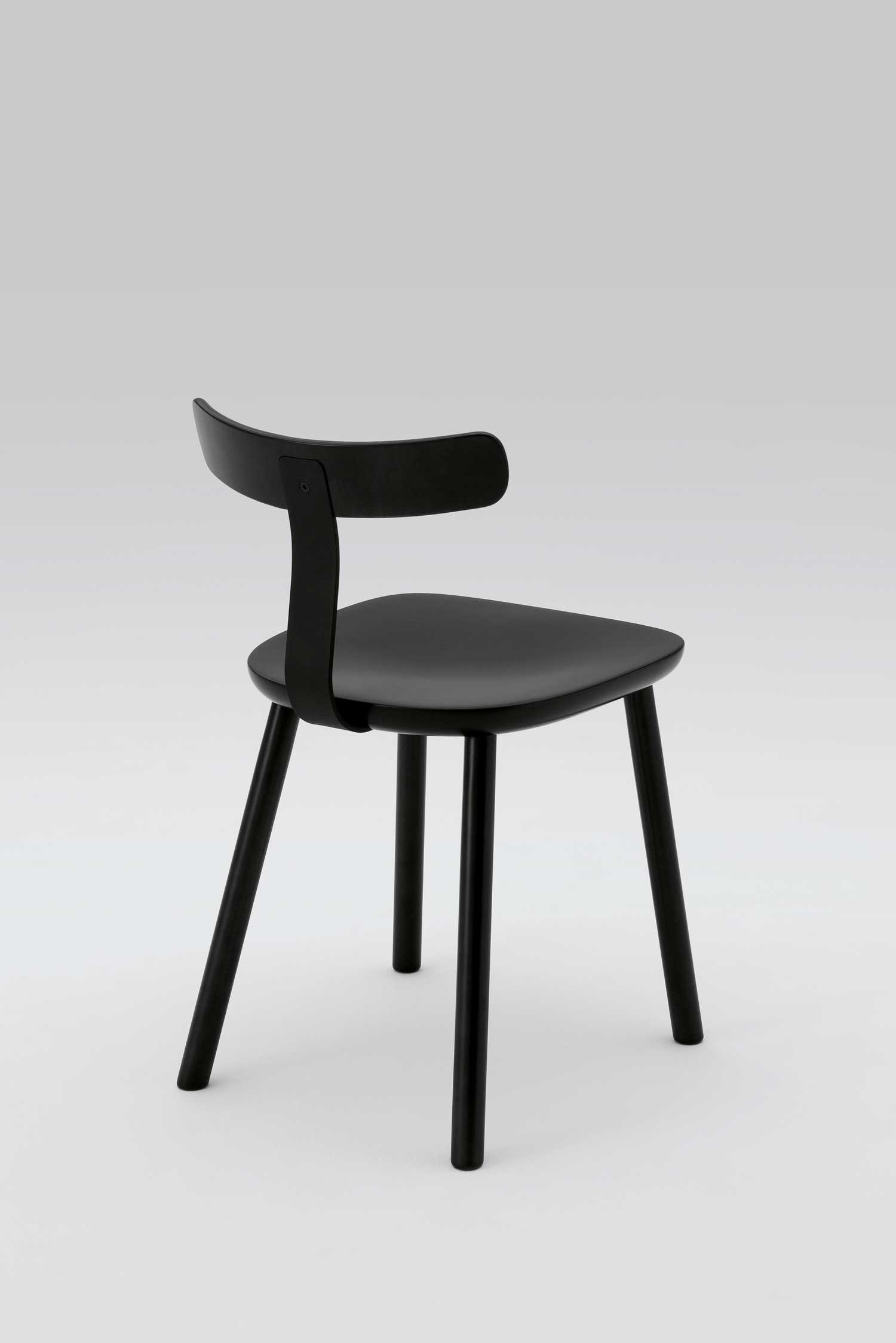 Maruni Chair at Salone del Mobile 2017 | Yellowtrace