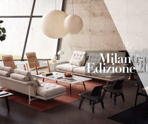 Milantrace 2017 Best New Furniture & Stands at Salone del Mobile Milano 2017 | Yellowtrace