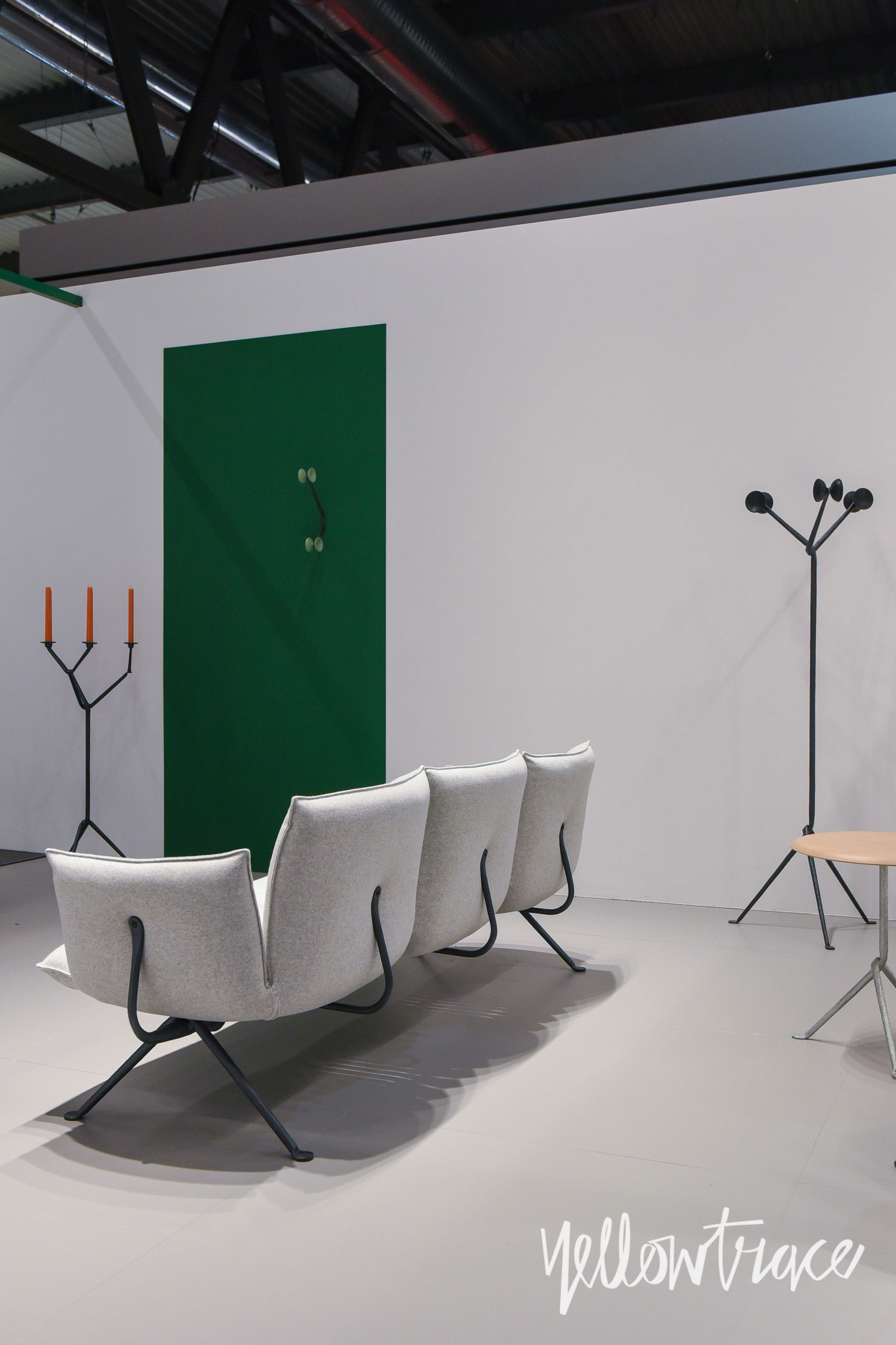 Magis Stand at Salone del Mobile. Photo by Nick Hughes | Yellowtrace