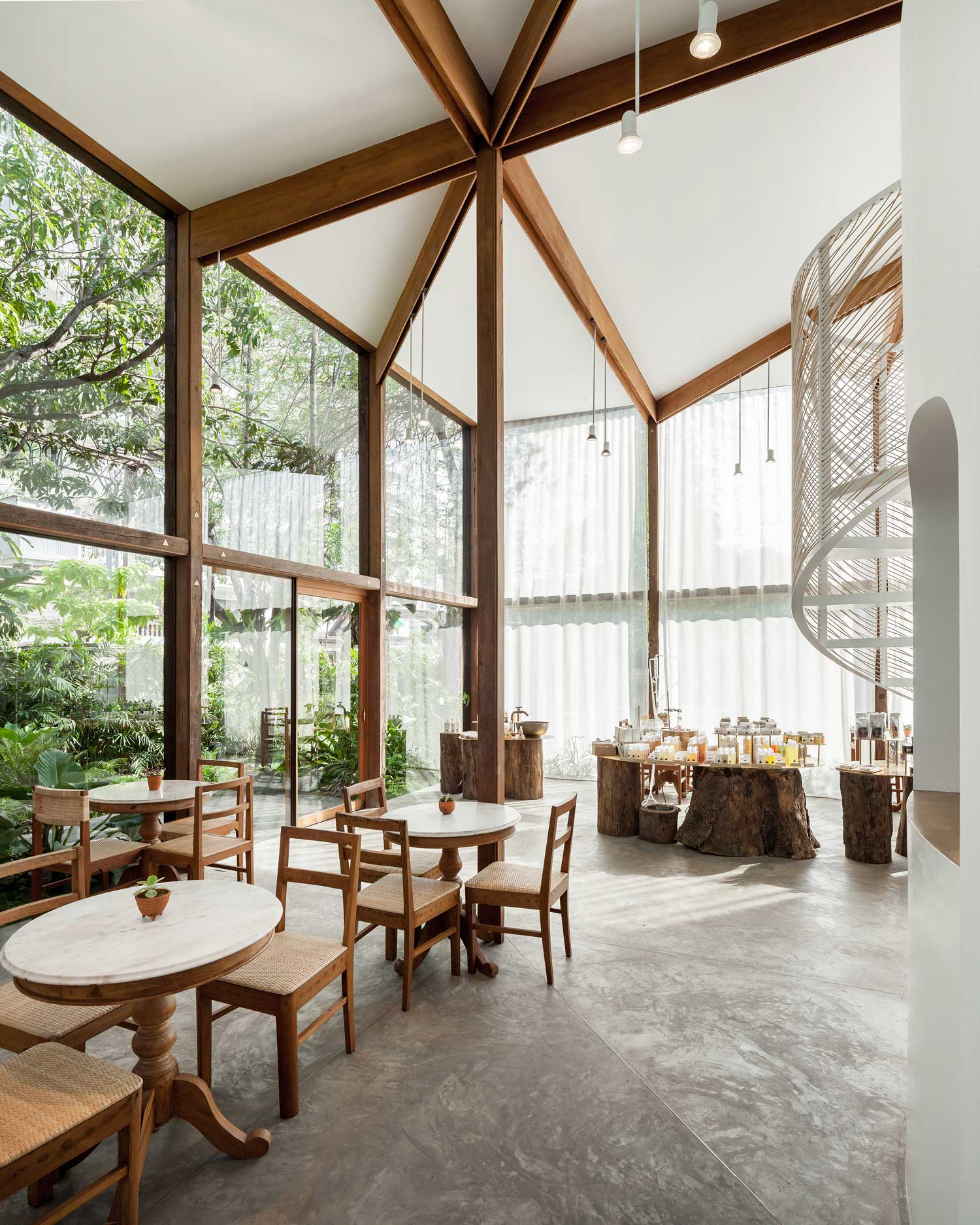 Patom Organic Living in Bangkok, Thailand by NITAPROW | Yellowtrace
