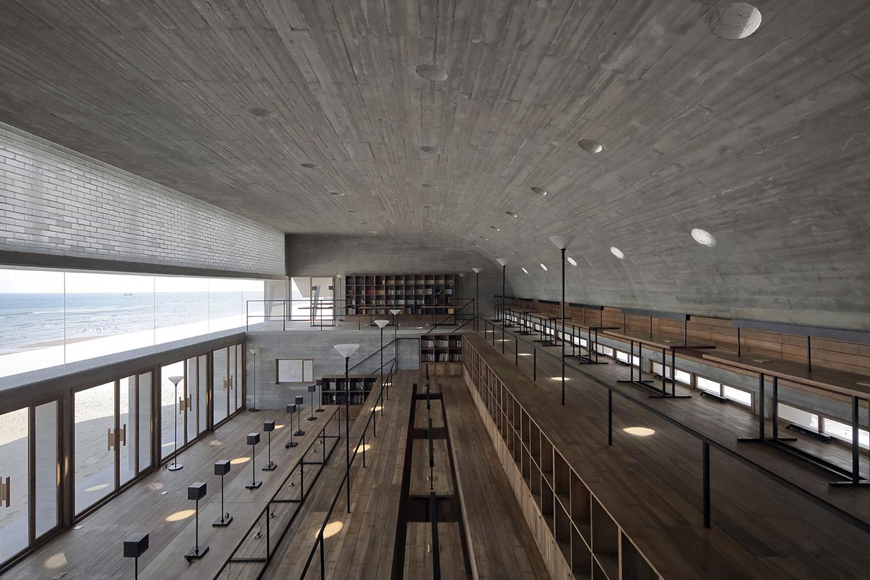 Seashore Library by Vector Architects | Yellowtrace
