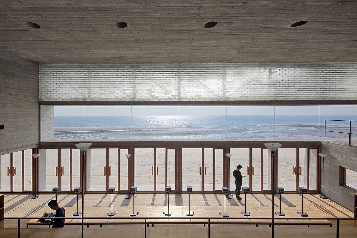 Seashore Library by Vector Architects | Yellowtrace