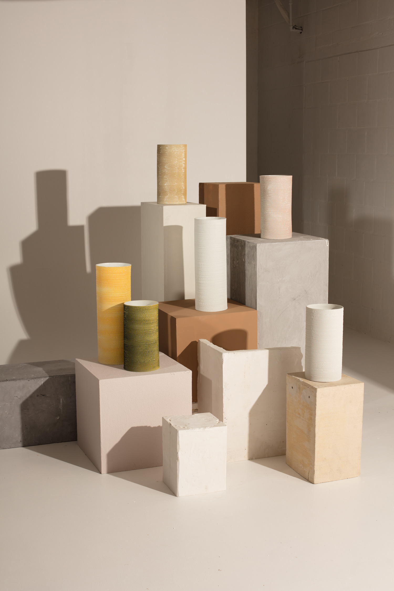 Bole Vases by Studio Truly Truly, Australian Designers Milan | Yellowtrace