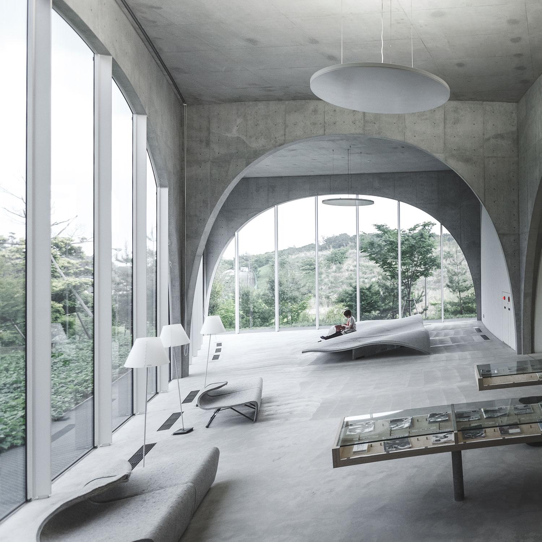 Tama Art University Library by Toyo Ito Associates | Yellowtrace