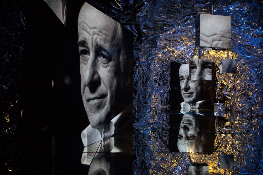 The Mirror of Our Nature: Immersive Multimedia Installation at the 70th Cannes Film Festival | Yellowtrace