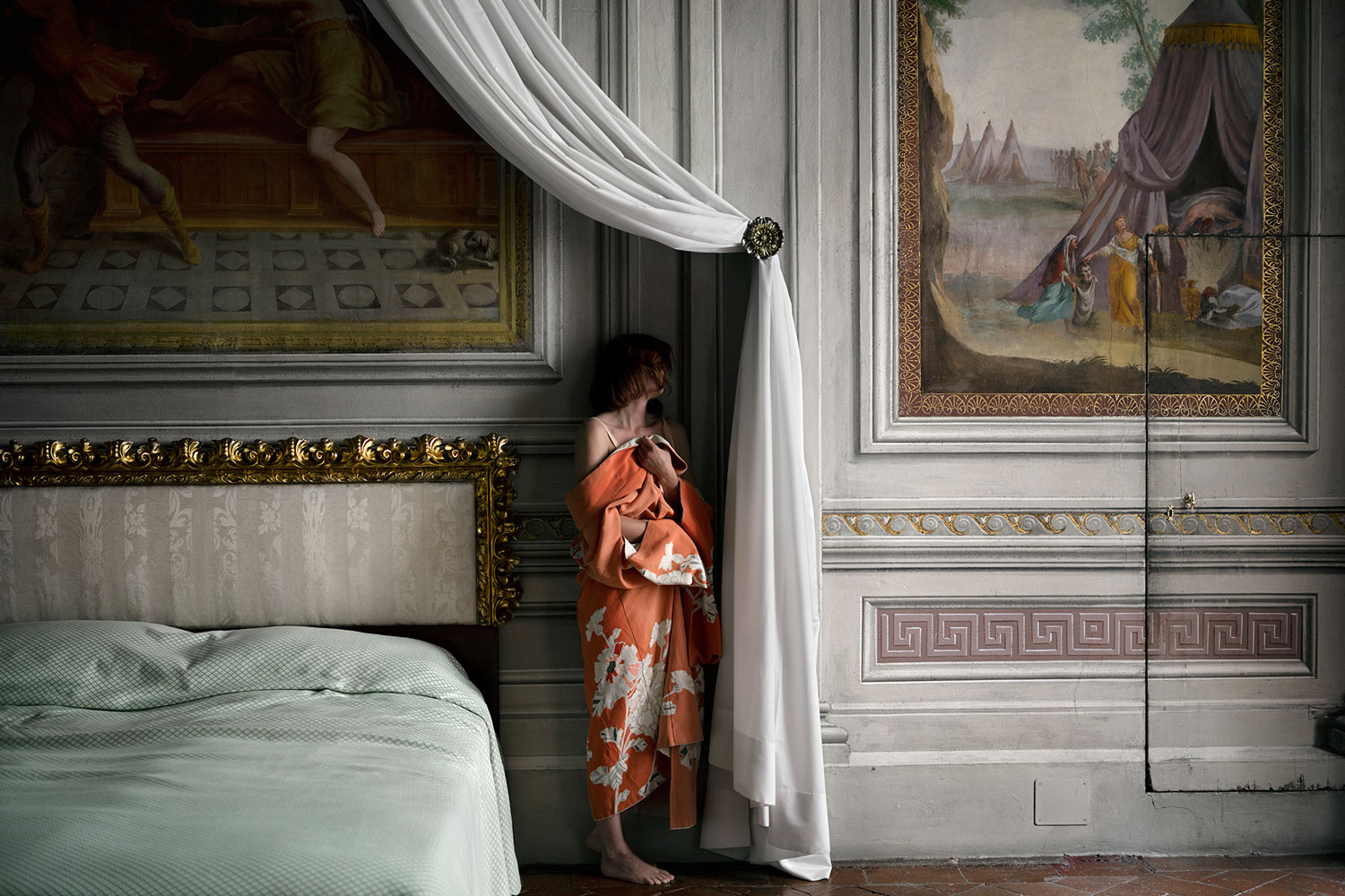 The Woman Who Never Existed: Photography Project by Anja Niemi | Yellowtrace