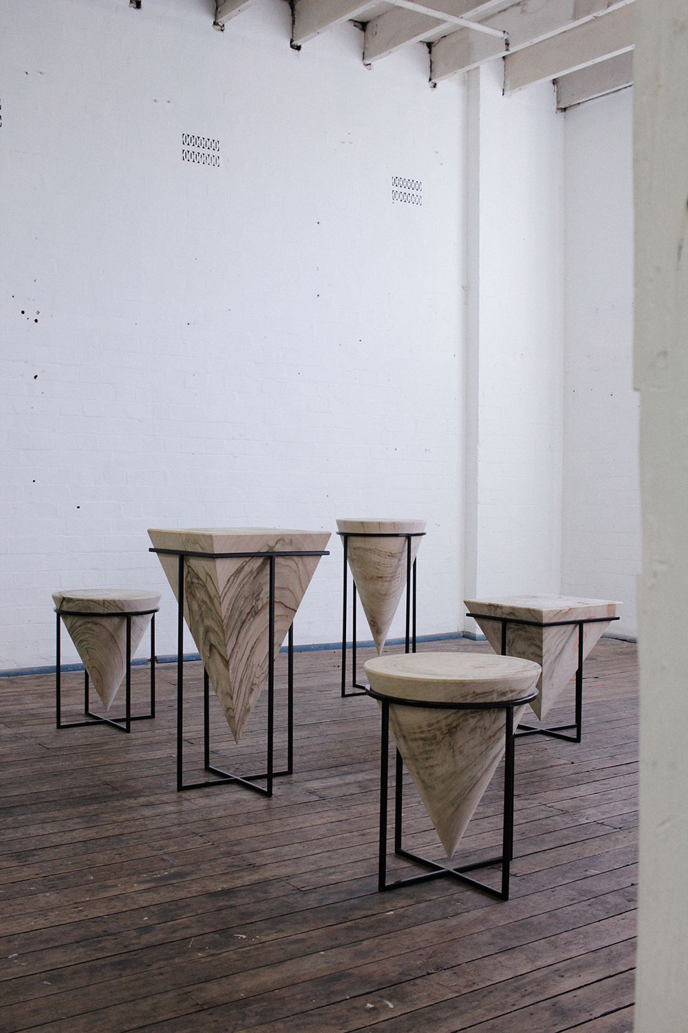 Gravity Series by Toby Jones, Australian Designers Milan | Yellowtrace
