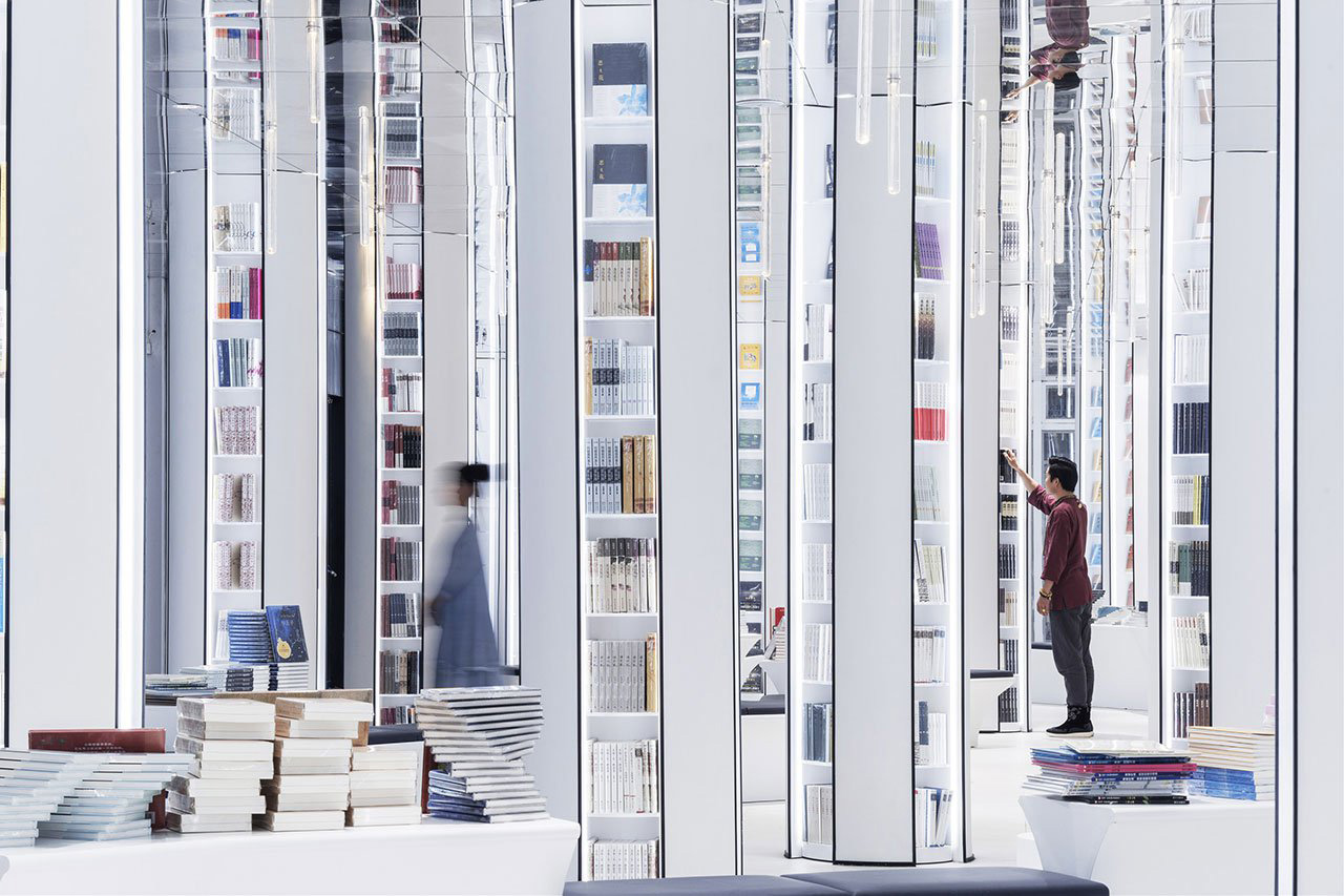 Zhongshuge Hangzhou Bookshop in China by XL Muse | Yellowtrace