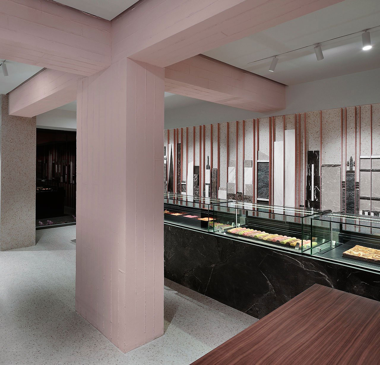 A Modern Urban Renewal for New York Sweets Pastry Shops in Nicosia Cyprus | Yellowtrace