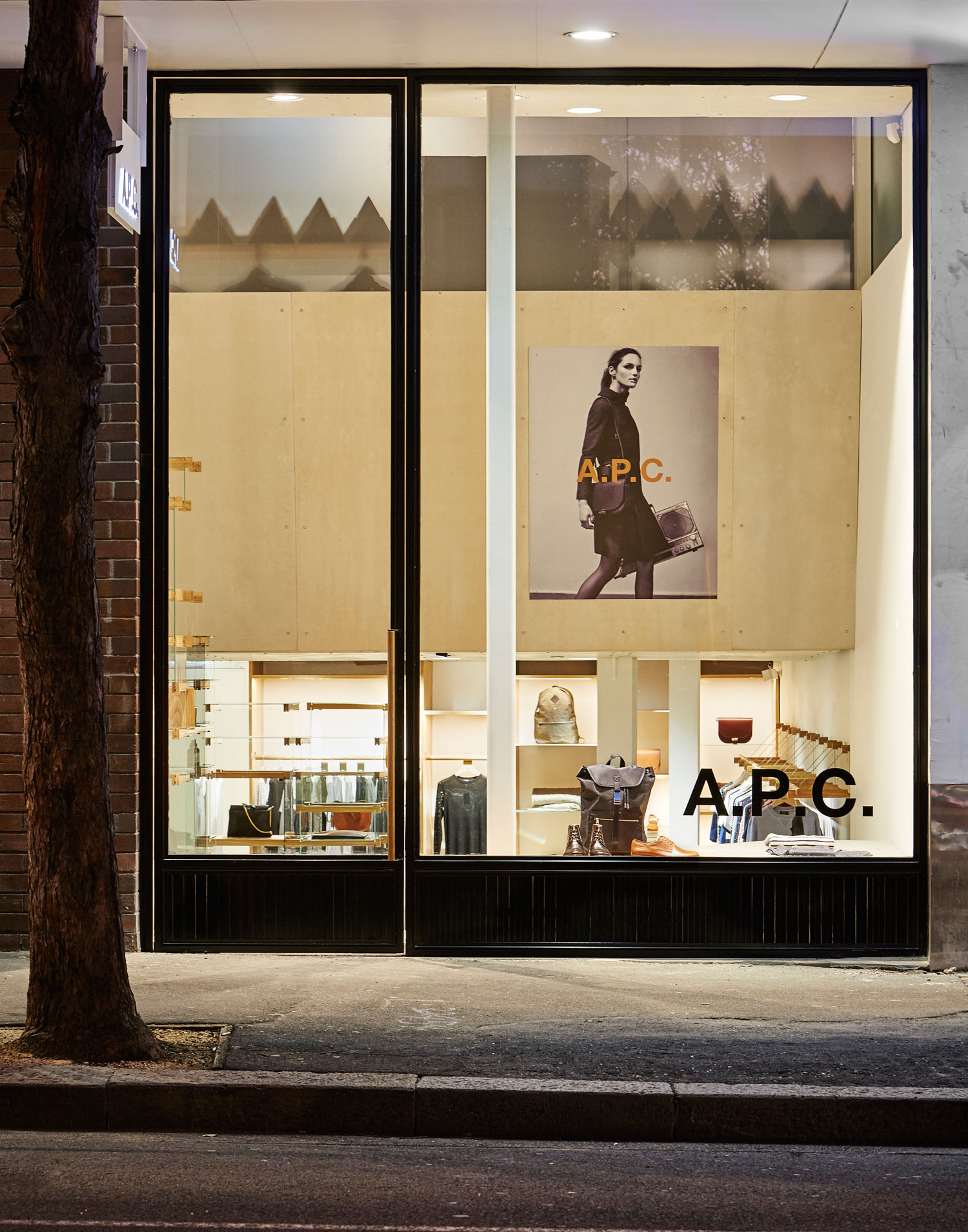 APC Store in Melbourne by Kelvin Ho | Yellowtrace