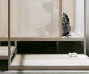 Arita Tea Pavilion at Design Miami / Basel 2017 by Scholten & Baijings | Yellowtrace