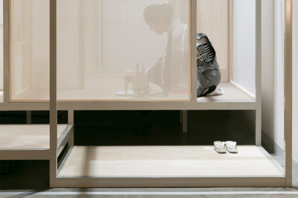 Arita Tea Pavilion at Design Miami / Basel 2017 by Scholten & Baijings | Yellowtrace